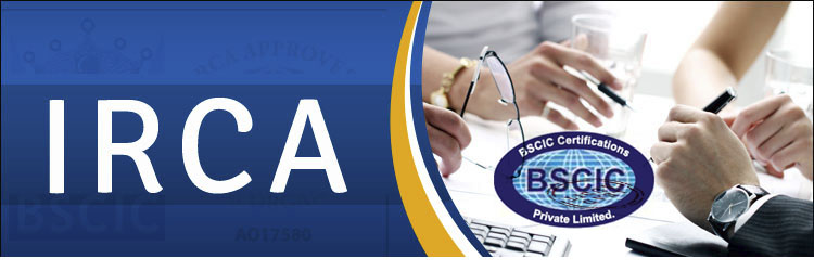 IRCA Lead Auditor Course